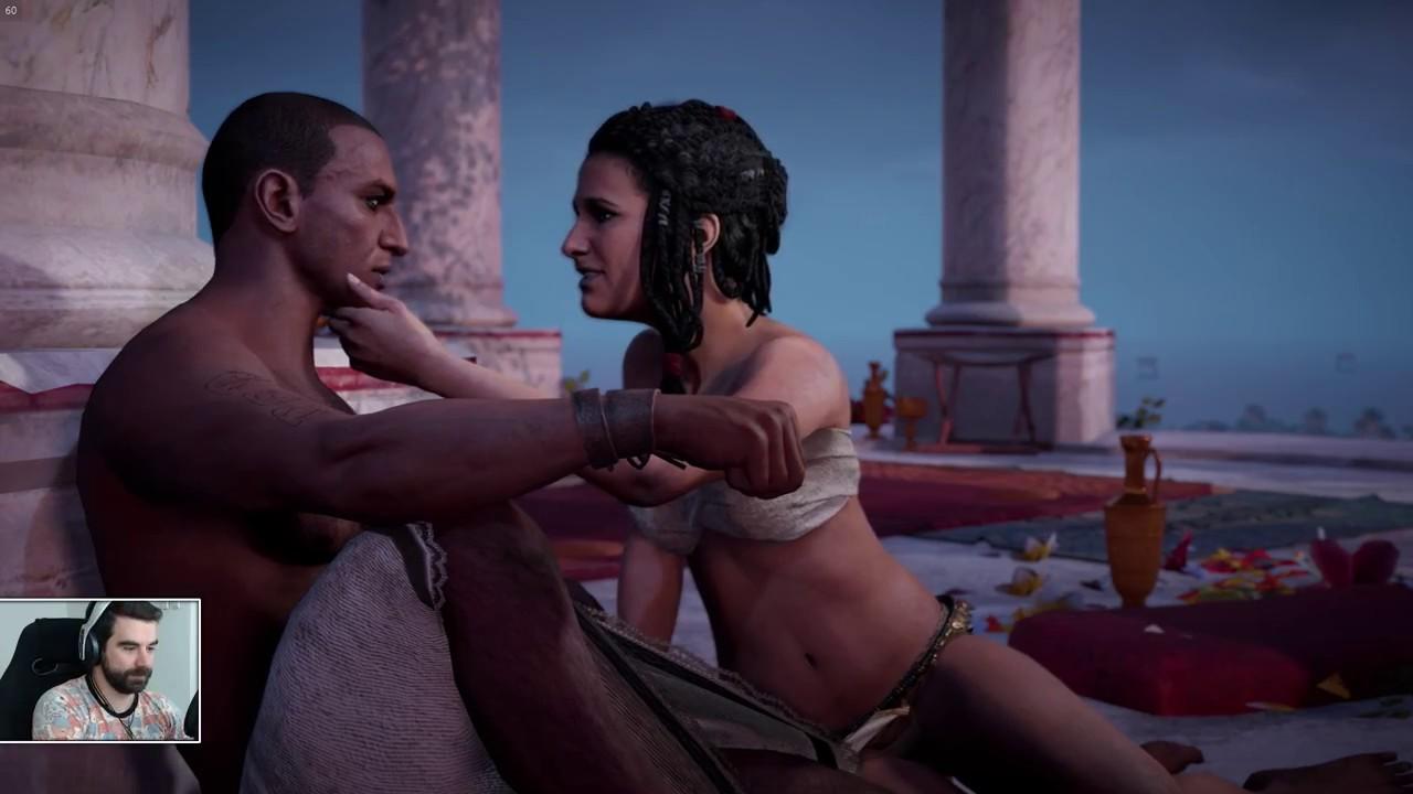 Assassin's Creed Origins #5 – Kleopatra [fabuła]