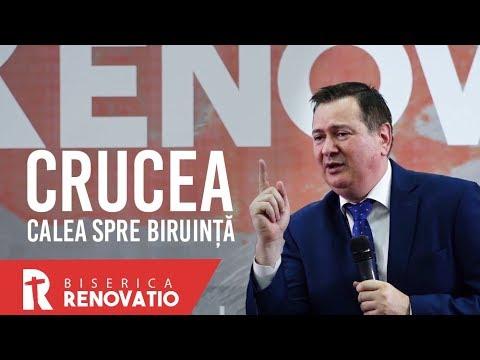 Florin Ianovici - Crucea, calea spre biruință | BISERICA RENOVATIO