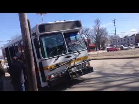 Transit Cape Breton Buses At Dorchester Street