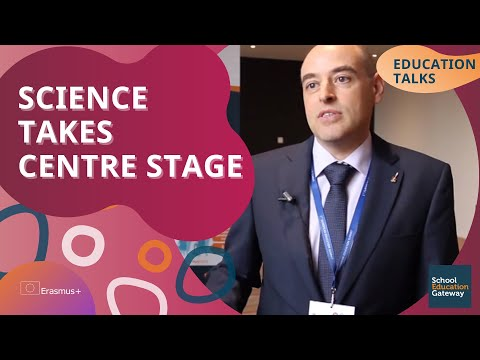 Education Talks | Science takes centre stage