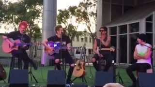 5Seconds Of Summer Out of My Limit, Good Girls at DERPCON