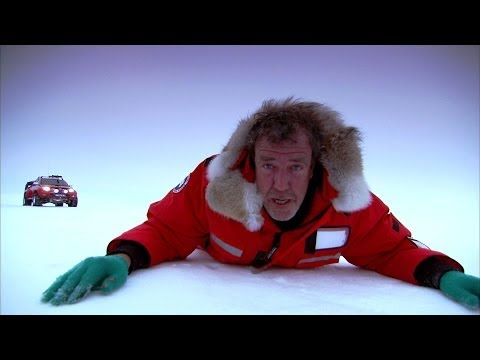 Driven to the Edge! | Polar Special Pt.5 | Top Gear