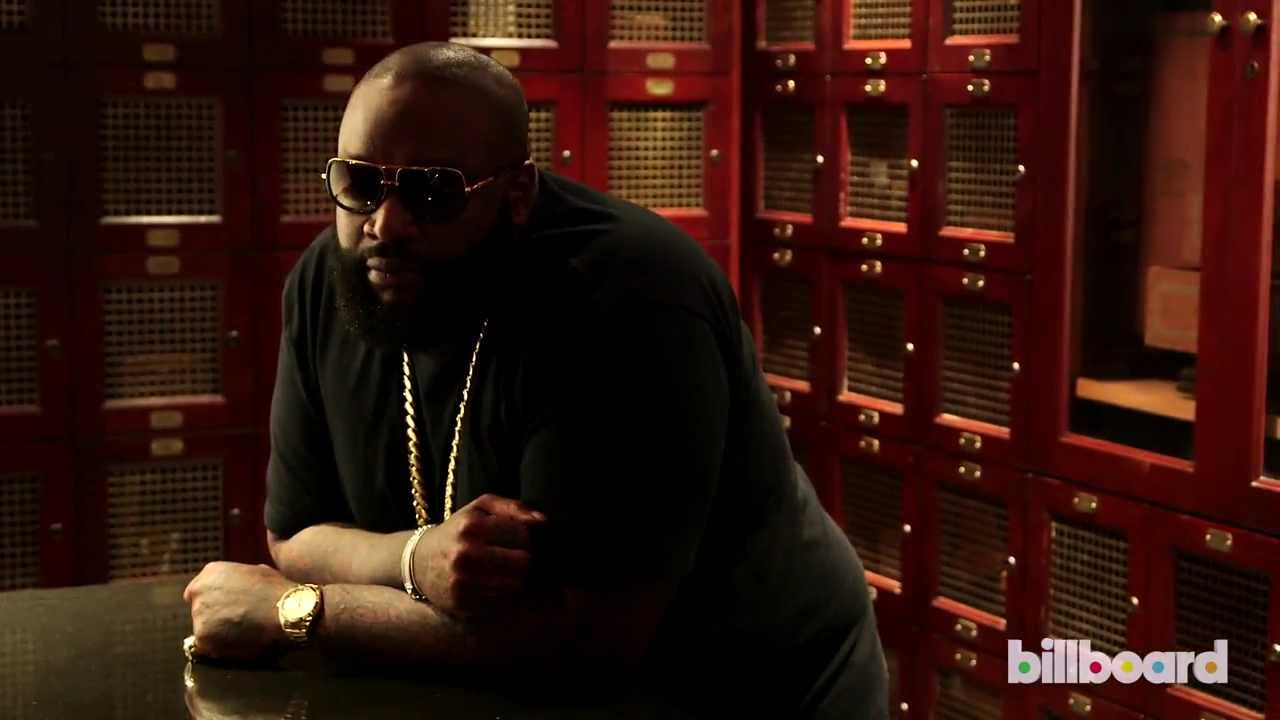 Rick Ross: Billboard Photo Shoot   'Mastermind' Q&A