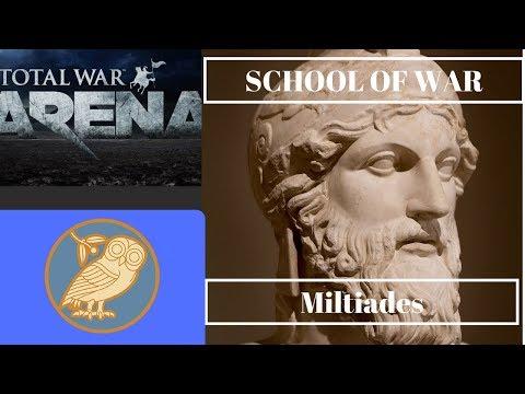 Total War ARENA: Miltiades Guide