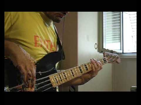 The Magnificent Seven - The Clash Bass Cover