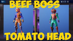 beef boss tomato head return daily item shop nov 13 fortnite battle royale duration 0 46 - beef boss fortnite battle royale