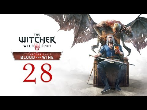 WITCHER 3: Blood and Wine #28 - A Performance to Die For