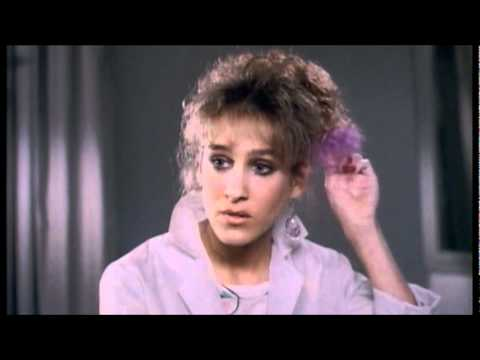 """Sarah Jessica Parker in Flight of the Navigator"""