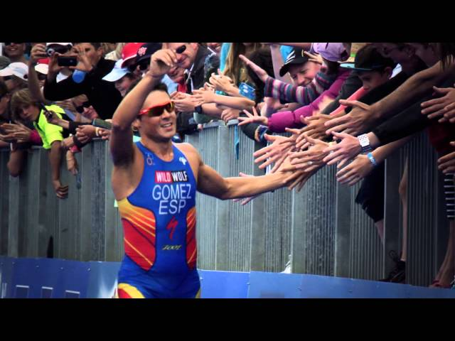 World Triathlon Series 2013: What A Year Travel Video