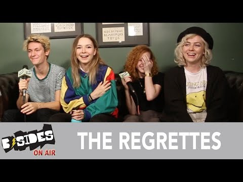 The Regrettes Talk On-Stage Mishap, Writing 'How Do You Love'