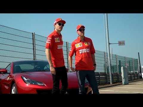 Sebastian Vettel & Charles Leclerc Are Back To Answer Your Questions!   Behind The Wheel