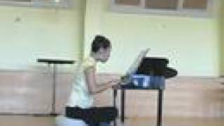Karlheinz Essl: Kalimba for Toy Piano played by Phyllis Chen