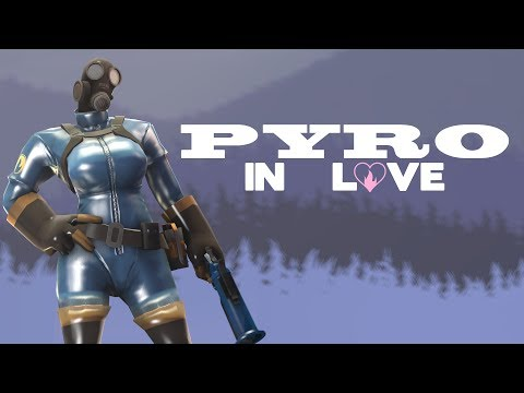 Pyro In Love