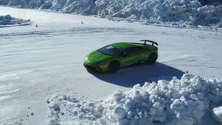 Zobacz tor wyścigowy zbudowany wśród górskich szczytów [Europa z powietrza]