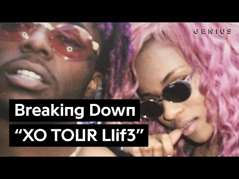 "How Lil Uzi Vert's ""XO TOUR Llif3"" Depicts The End of A Relationship | Genius News"