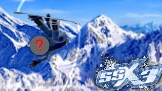 SSX 3 - Cheat Characters ~ Cudmore