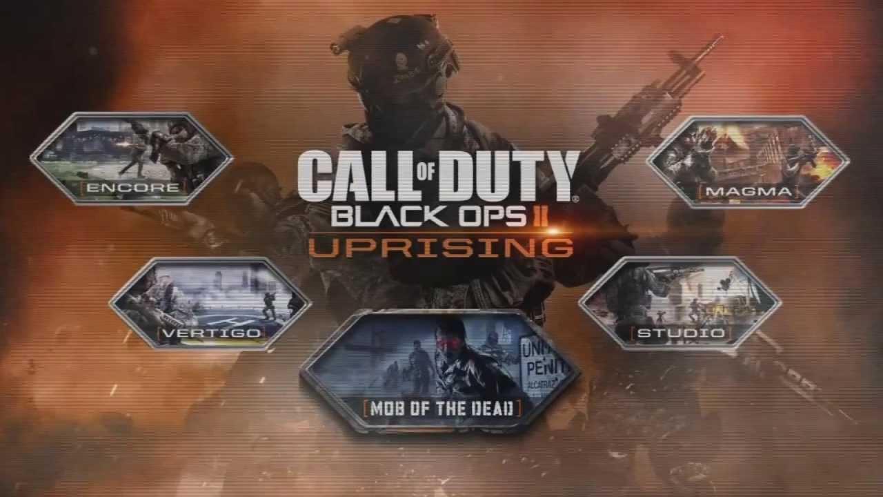 Download black ops 2 uprising map pack dlc free video dailymotion.