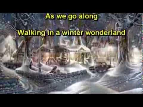 Winter Wonderland - Jazz Karaoke