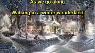 Winter Wonderland - Jazz Karaoke