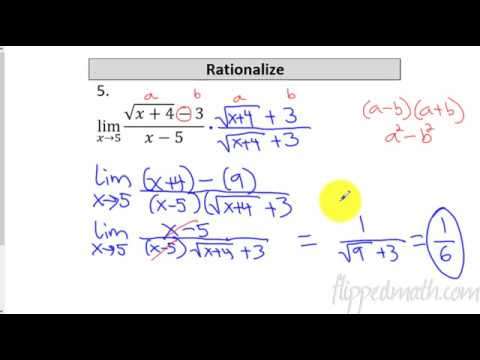 1 2 Limits Analytically - Calculus
