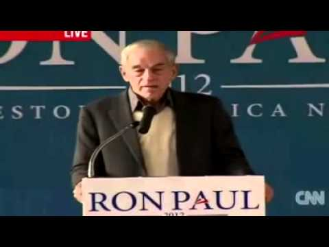 Ron Paul - about Bush PATRIOT Act + Obama HITLER ..