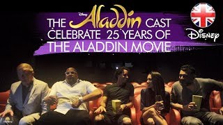 ALADDIN THE MUSICAL    Celebrating 25 years of the Animated Film, Aladdin!   Official Disney UK