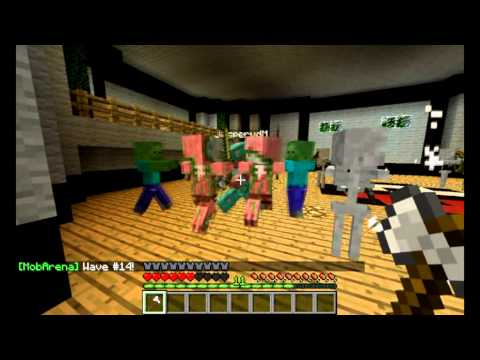#Minecraft: DE BANJOTOWN SERVER IS ONLINE! (ft. Bardo & Jordi)