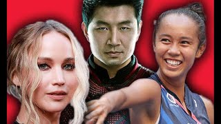 EXTRA! EXTRA! TIFF SPECIAL:Plus: Canada rocks U.S. Open! China bans Shang-Chi? Celeb Baby Fever!