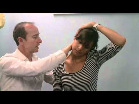 6. Physiotherapy North Sydney: Exercises for Neck Pain & Headaches