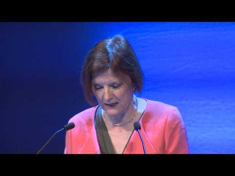 Helen Boaden, Radio Director BBC, keynote at Radiodays Europe 2014