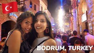 NIGHT OUT IN BODRUM, TURKEY! 🇹🇷