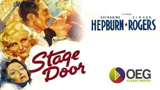 Stage Door 1937 Trailer