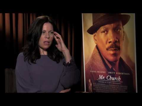Writer Susan McMartin on basing 'Mr. Church' on her own life story
