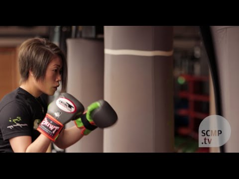 Meet Hong Kong's female muay Thai champions