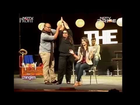 THE IMPROV featured on Television| NDTV PRIME | 8-12-2014