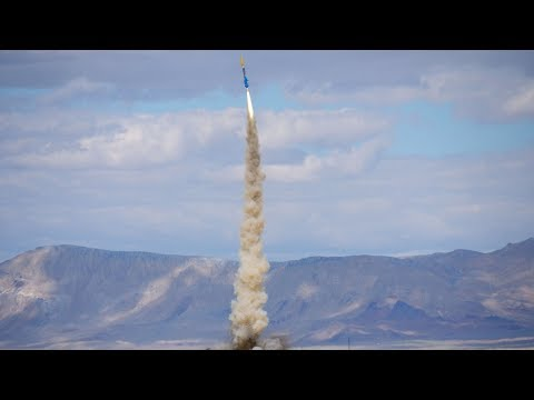 Tested at the BALLS 2017 Rocket Launch Event!