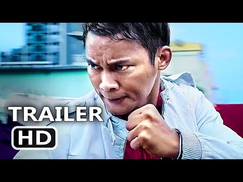 PARADOX Official Trailer (2018) Tony Jaa Action Movie HD