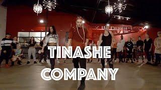 Tinashe - Company | Hamilton Evans Choreography