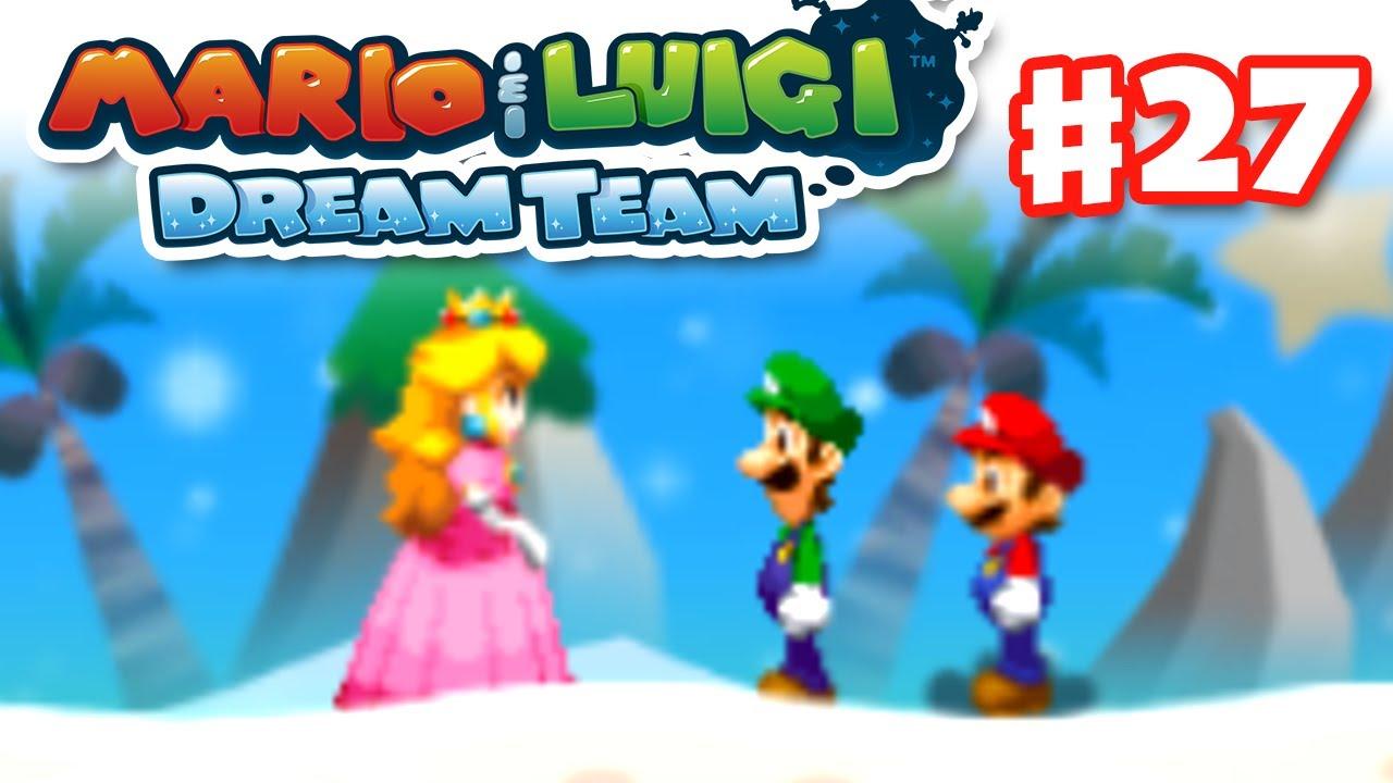 Mario Luigi Dream Team Gameplay Walkthrough Part 27