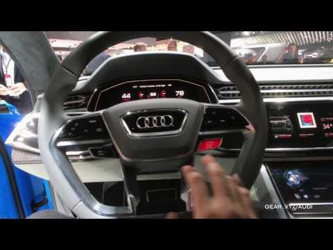 Exclusive hands-on: Audi Q8 Concept Interior