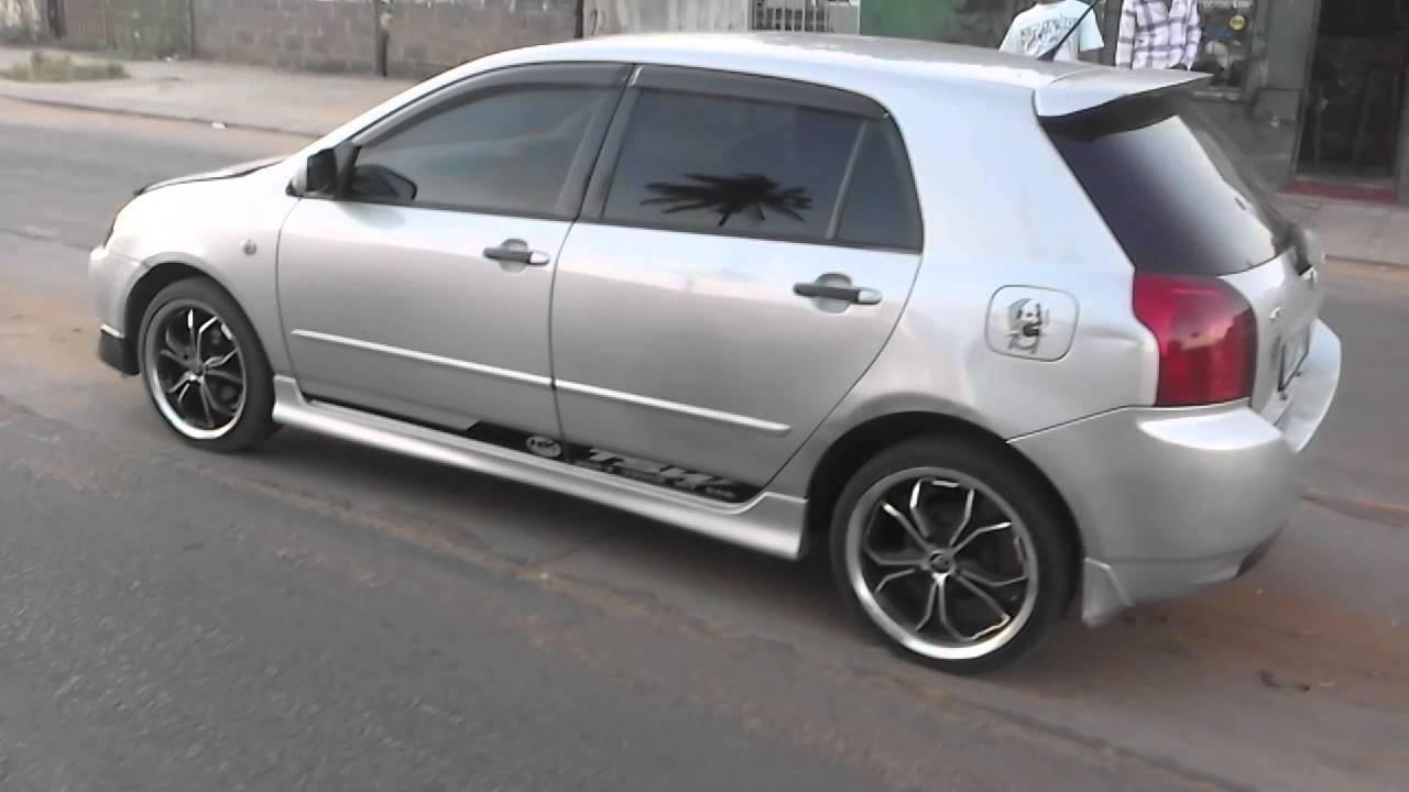 tuning runx 1nz Toyota RunX Interior