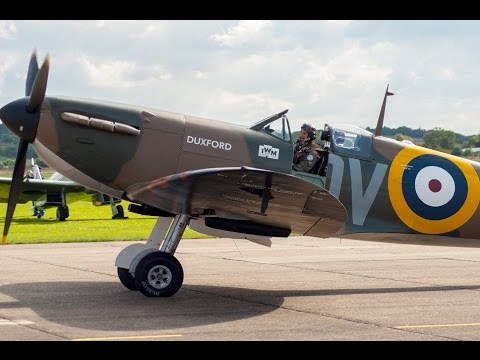 Duxford Battle of Britain 2015 Show - Highlights