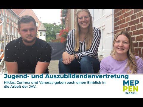 Die Jugend- Und Auszubildendenvertretung (JAV) Der Stadt Meppen