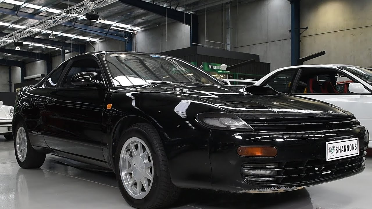1990 Toyota Celica GT4 Coupe - 2017 Shannons Melbourne Spring Classic Auction