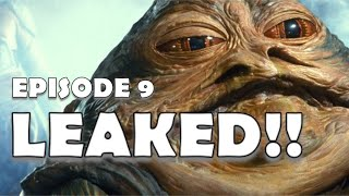 DETAILS FROM STAR WARS EPISODE IX LEAKED!!  Holy cow!!