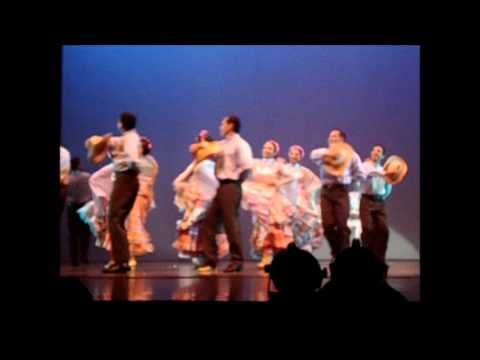 Ballet Folklorico Macehuatl de Nicaragua La Boda Norteña