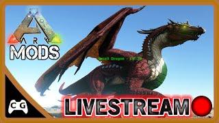 ARK: Survival Evolved Mods Annunaki Dragões Malakoi e Muito Mais #2