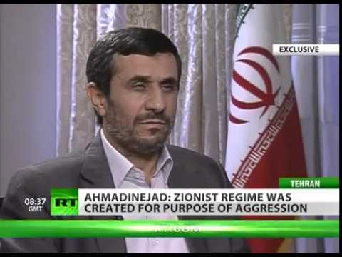 PA Direct Democracy: Ahmadinejad - Europe and US need freedom most of all