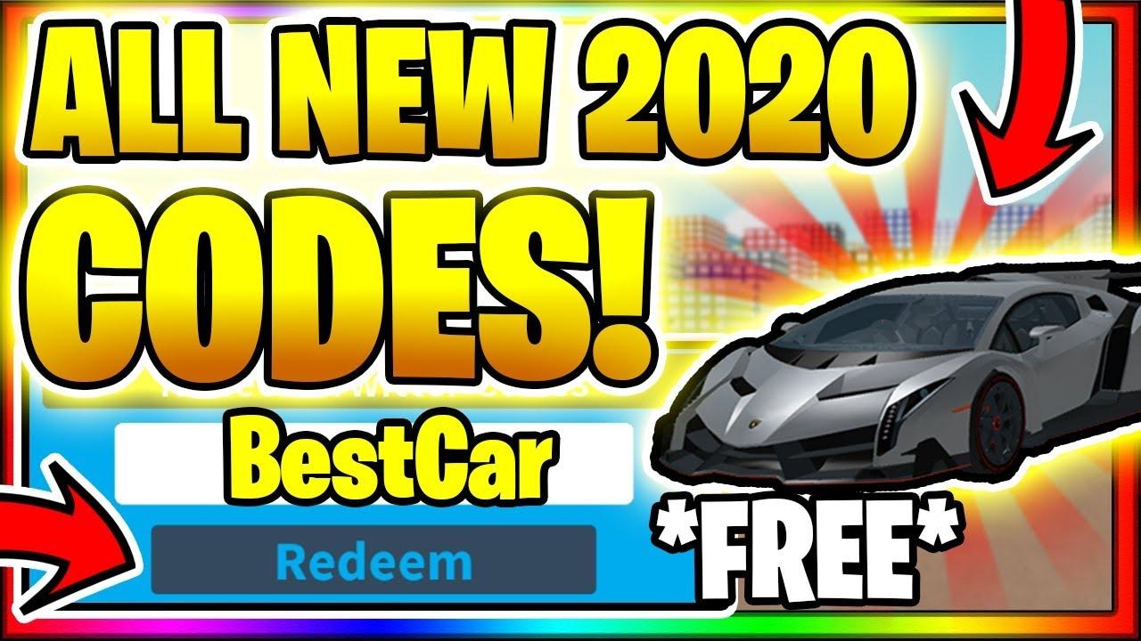 Vehicle Simulator All Working Codes June 2019 Roblox 2020 All New Secret Op Working Codes Roblox Vehicle Tycoon Youtube