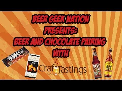 How to Pair Beer and Chocolates   Beer Geek Nation Craft Beer Reviews